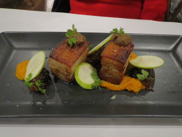 Rob Roy Hotel, Pork Belly, Adelaide