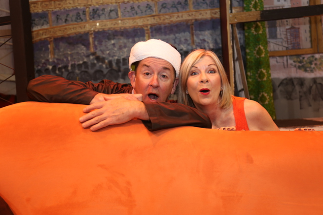 Run For Your Wife, Limelight Theatre, comedy, farce, Ray Cooney, performing arts, humour, romp, laugh, slapstick