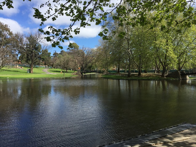 Rymill Park, Parklands, Kiosk, cafe, Breakfast