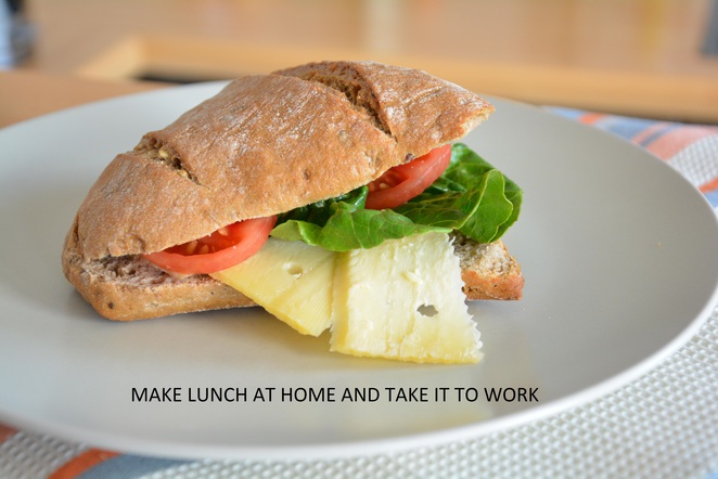 sandwich home made efficiency lunch save savings cheap