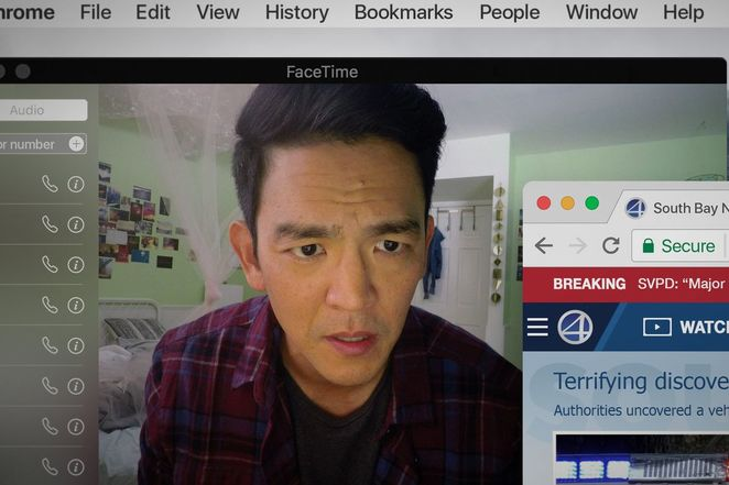 Searching, Searching film, Searching movie, Searching film review, Searching movie review, John Cho movies, John Cho films, Thrillers, Mysteries, Computer movies, Computer films