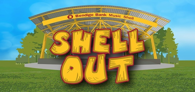Shell,Out,In,The,Park