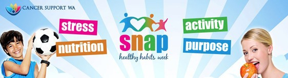 SNAP Healthy Habits Week, Cancer Support WA, November Events