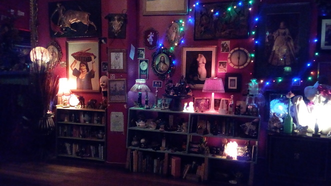 The Butterfly Club, quirky, eclectic