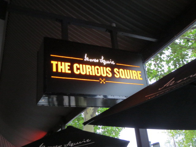 The Curious Squire, Adelaide