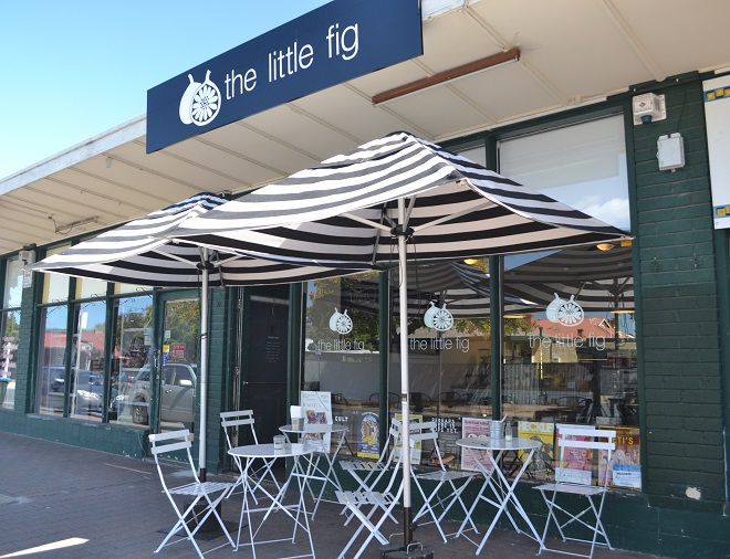 The Little Fig, cafes, Melrose Park