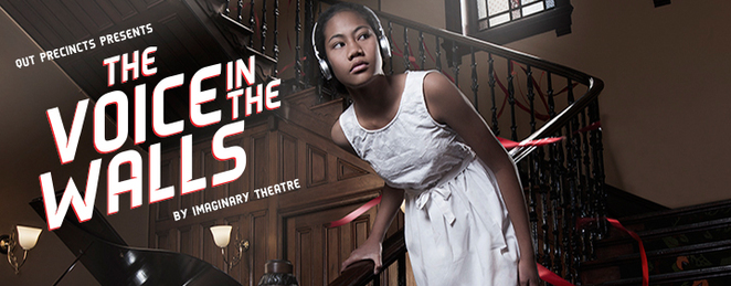 The Voice In The Walls, Kids, Theatre, Government House, Interactive, Theatre, Voices,