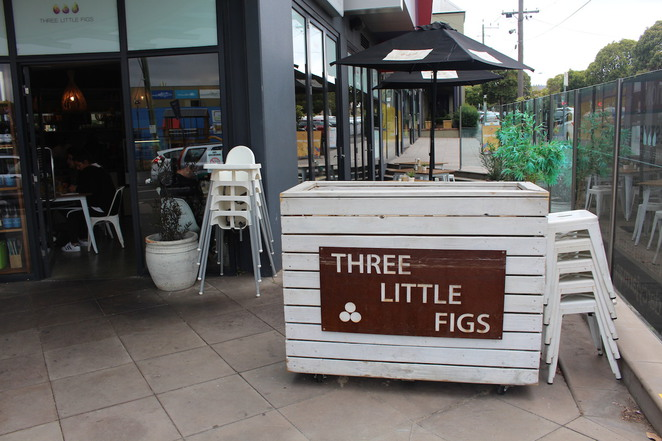 Three Little Figs, Geelong