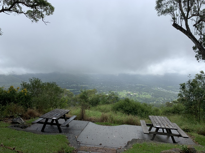 Thylogale Trail, Mount Nebo, D'Aguilar National Park, Café in the Mountains, Egernia Trail, Jolly Lookout,