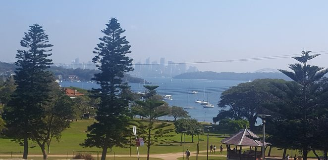 Views, Sydney, health, fun, family, exercise