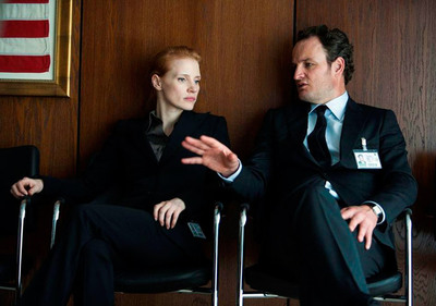 Jessica Chastain and Jason Clarke
