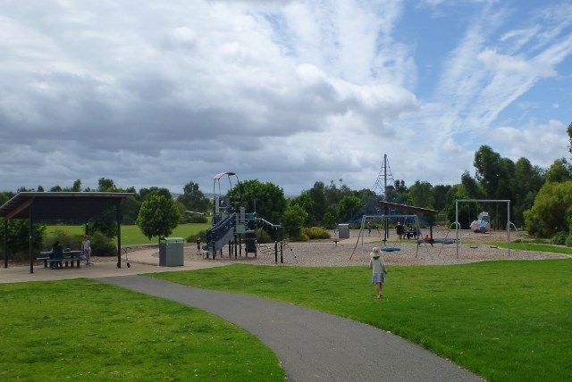 Adelaide playgrounds, smith creek trail, northern suburbs