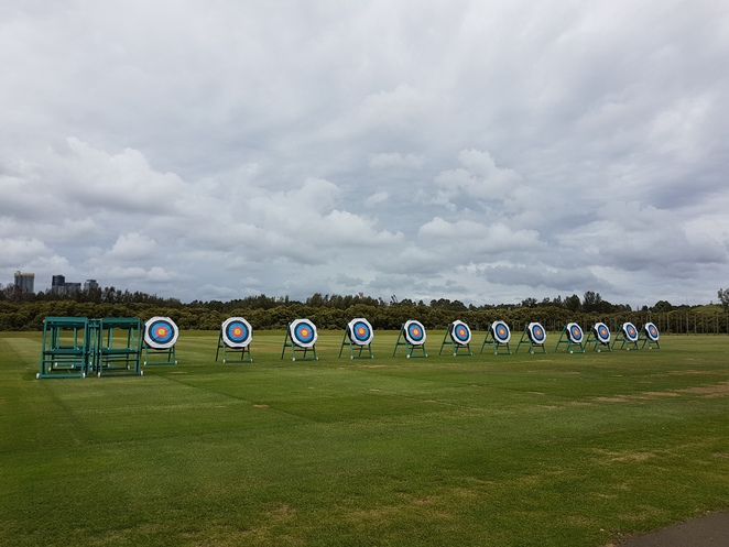 Archery in Sydney, Sydney Olympic Park, Archery Centre, Aim for Fun, Archery