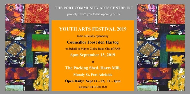 Art, Galleries, Port Adelaide, South Australia, Festivals, Exhibitions, Learn Something