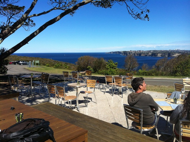 Bella Vista Cafe, North Head, Manly, Cafe, Northern Beaches