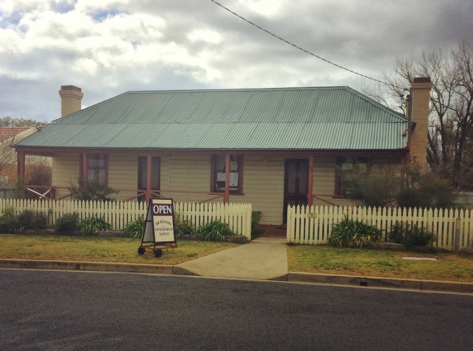 Bradman's Birthplace Museum, cricket, history, Canberra, road trip
