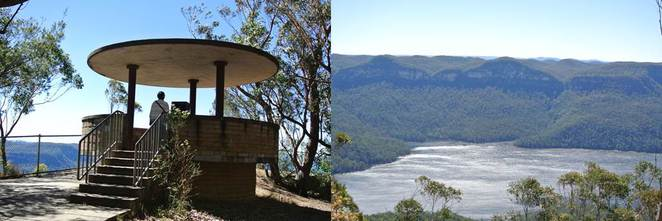Burragorang Lookout Tower