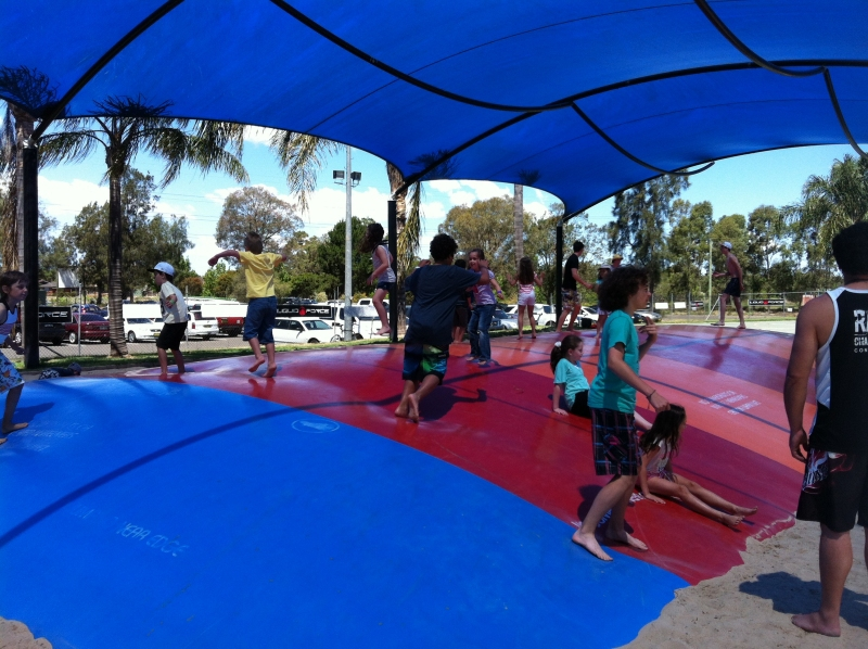 Cables Wake Park Water Park Sydney