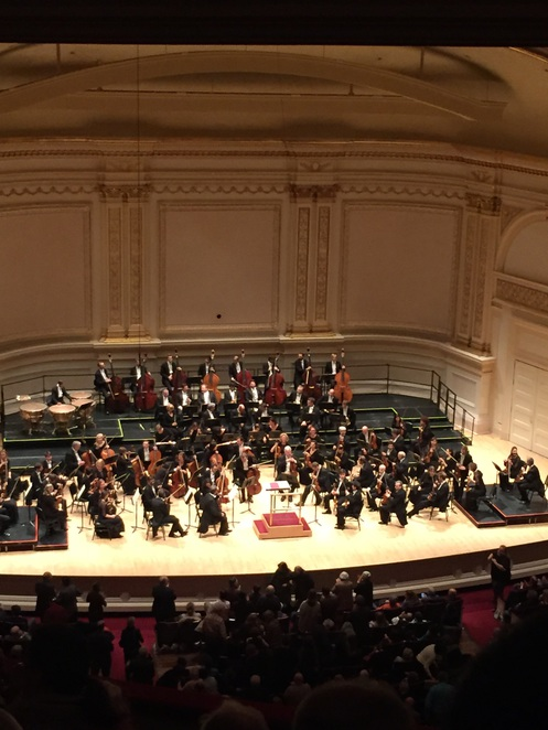 Carnegie Hall, Music, Classical, New York