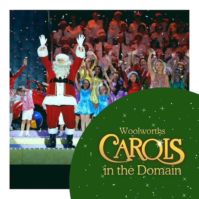 Carols at the Domain 2019