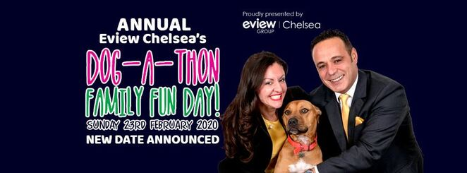 Chelsea's Dog-A-Thon and Family Fun Day