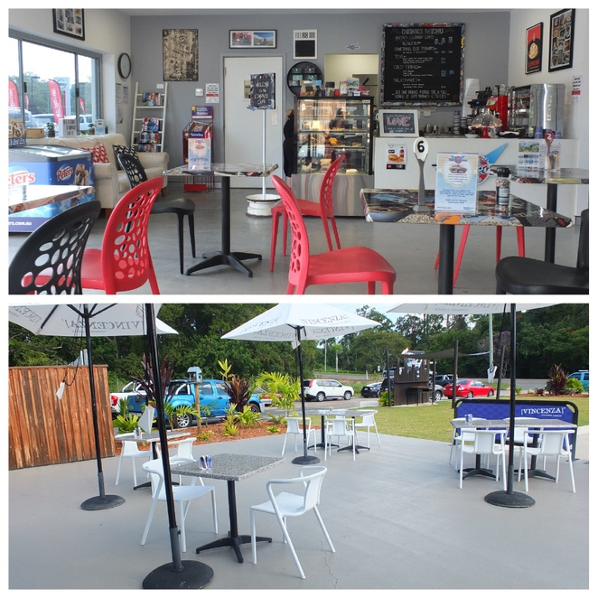 Compass Connections Cafe, Nambour, Compass Institute Inc., Cricks Nambour, people with disabilities get trained in hospitality, skills development, flexible employment, extensive well-priced menu, all-day breakfast, burgers, toasties, $10 Connection Deal, indoor seating, outdoor seating, dog friendly, parking, close to Nambour Showgrounds, worthy of a visit