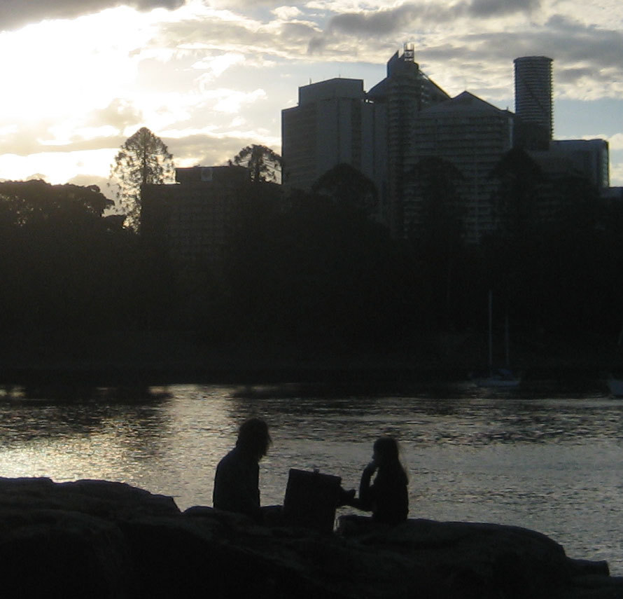 Ideas for first dates in Brisbane