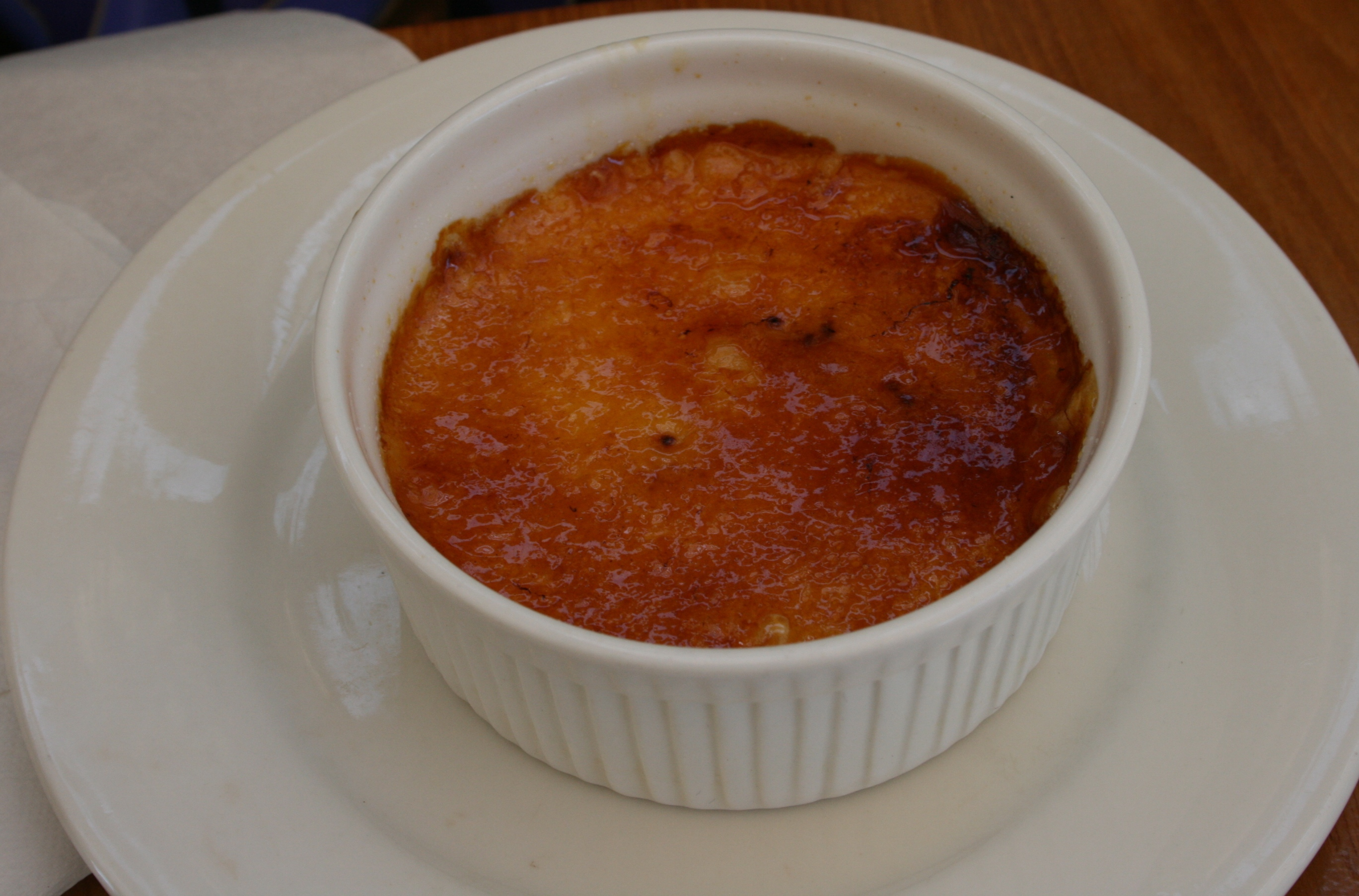 Where is the Best Creme Brulee in Sydney? - Sydney