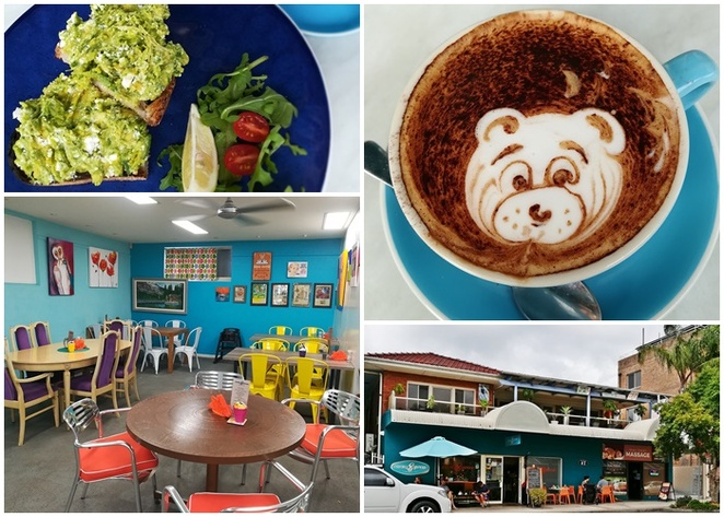 essence espresso, nelson bay, port stephens, best cafes, breakfast, lunch, locals, vegan, healthy, family owned, NSW,