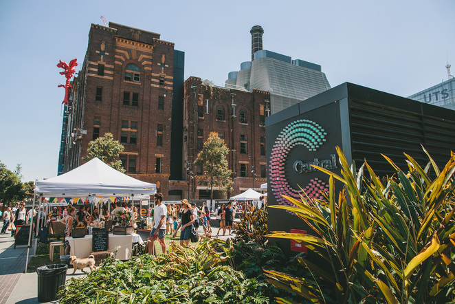 Etsy, Brewery Yard Market, Chippendale