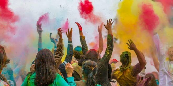 Festival of Colours, Colour Run, Holi Festival, Hare Krishna, Melbourne, Geelong, Winchelsea, 2019, Things to do, Vegetarian, Child-friendly, Family Festivals,
