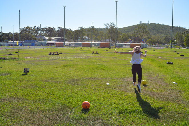 footgolf, golf, soccer, sport, game, competition