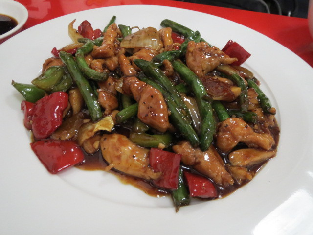 Fushun Noodle and Dumpling, Chicken with Pepper and Honey, Adelaide