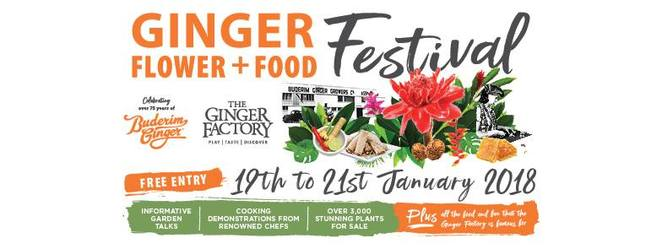 Ginger Flower and Food Festival, FREE, The Ginger Factory, Yandina, ornamental gingers, heliconias, 22 years, Buderim Ginger, Matt Golinski, Peter Norman Wolfe, Josh Smallwood, Paul Plant, subTropical Gardening Magazine, Dr Tim Heard, Australian Native Bee Book, lifestyle talks, garden talks, new Ginger Beer flavours, alcoholic Ginger Beer, more than 3000 plants for sale
