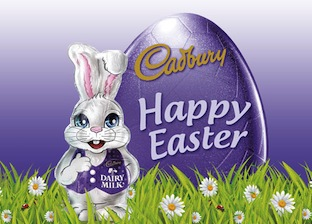 Good Friday Appeal, Cadbury's Egg Hunt