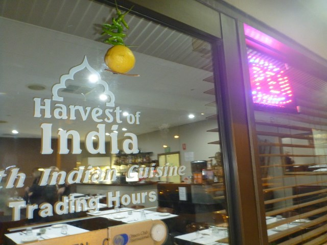 Harvest of India, Gawler, Adelaide, barossa valley