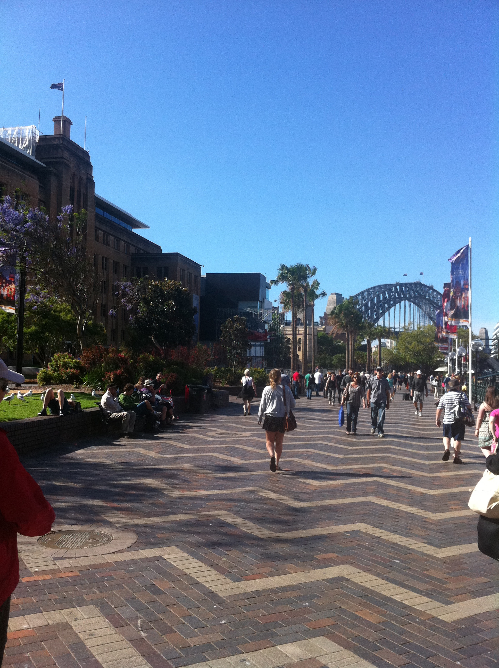 Im Free Walking Tours Sydney