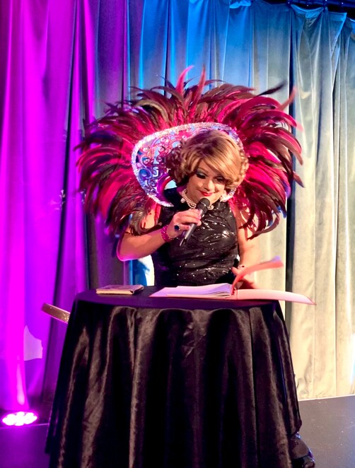 i'm not angry just disappointed review, dolly diamond, melbourne international comedy festival 2021, community event, fun things to do, comedy, comedian, comedy festival, cabaret queen dolly diamond, performing arts, standup comedy, entertainment, night life, date night