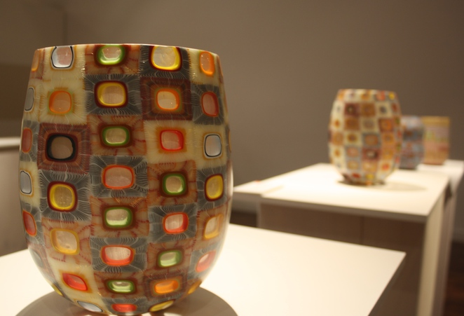 Giles Bettison: Pattern and Perception