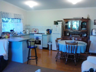 Mizpah House Kitchen