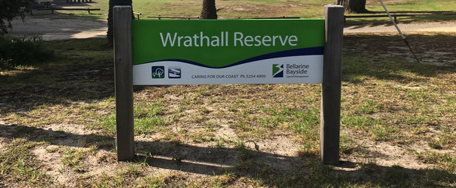 indented head, Wrathall Reserve, picnic spot, bellarine, playground, parks on the bellarine peninsula, BBQ, barbecue, public BBQ, boat ramp, jetty, tennis court, memorial, places to visit in indented head, batman memorial, monument, plaque,