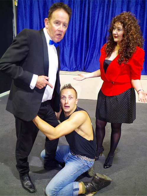 It Runs In The Family, Limelight Theatre, comedy, farce, Ray Cooney, performing arts, stage, play, humour, fun