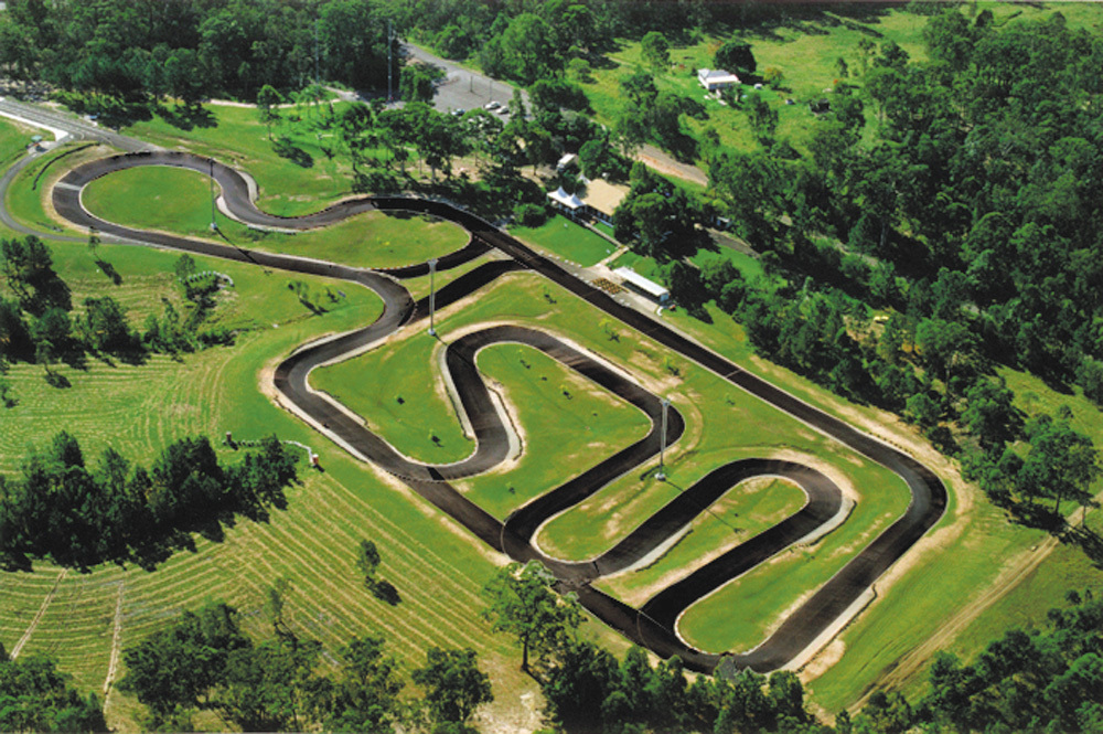 Big kart track sunshine coast sunshine coast for House of tracks