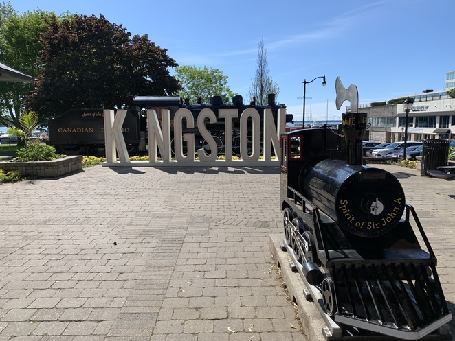 kingston waterfront