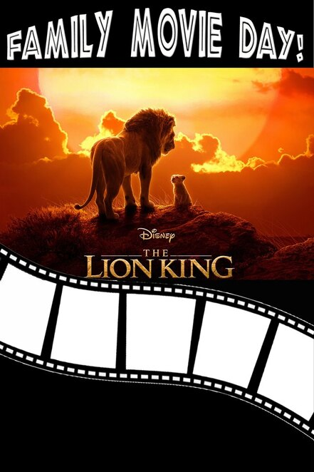 lion king live action release charity fundraiser