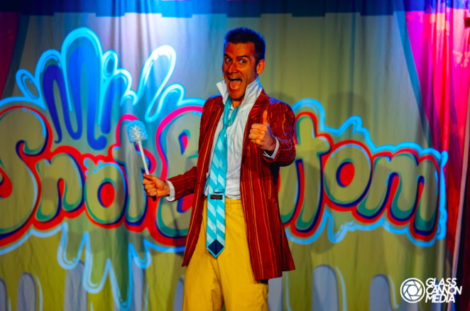 Mr Snotbottom's Horrible Terrible Really Really Bad Bad Show, Fringe World 2020, Mr Snotbottom, Perth Kids Events, Perth Fringe Events, Kids Fringe Events, Perth Events