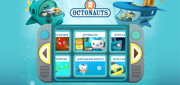 Octonauts MCG Cricket Australian Cricket Team