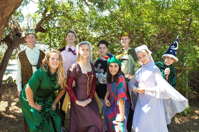 Once Upon A Mattress, The Princess and The Pea, musical, theatre, family, kids, children, Laughing Horse Productions, Koorliny Arts Centre, performing arts
