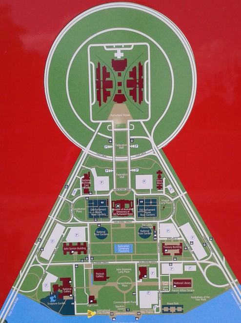 parliamentary triangle, canberra, ACT, fun things to do for kids, children, family, questacon,