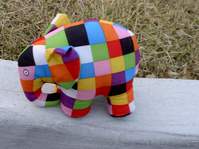 patchwork, toy, scraps, recycle, sew